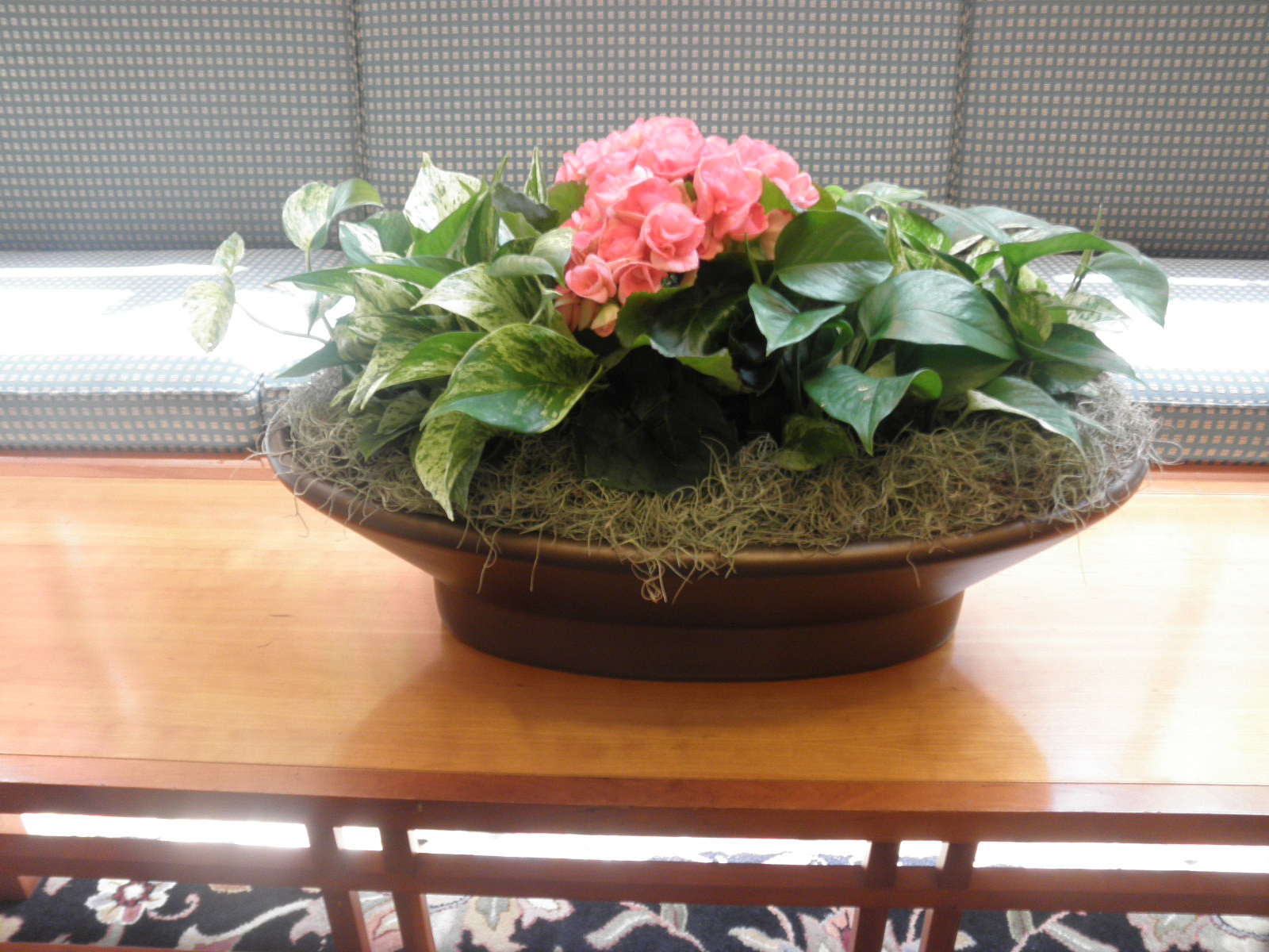 Small Table Planter