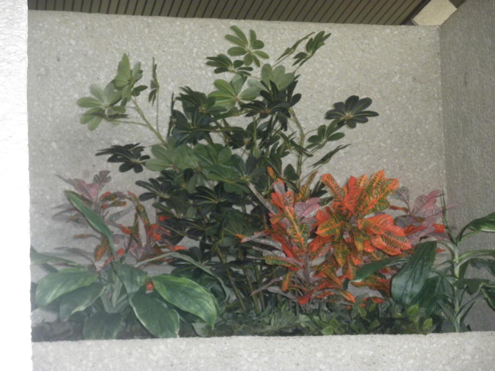 Large Silk Plant Arrangement